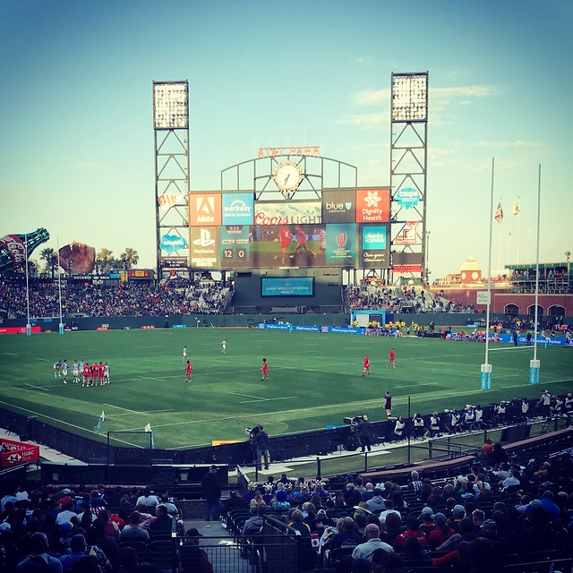 2018 Rugby World Cup Sevens - Day 1