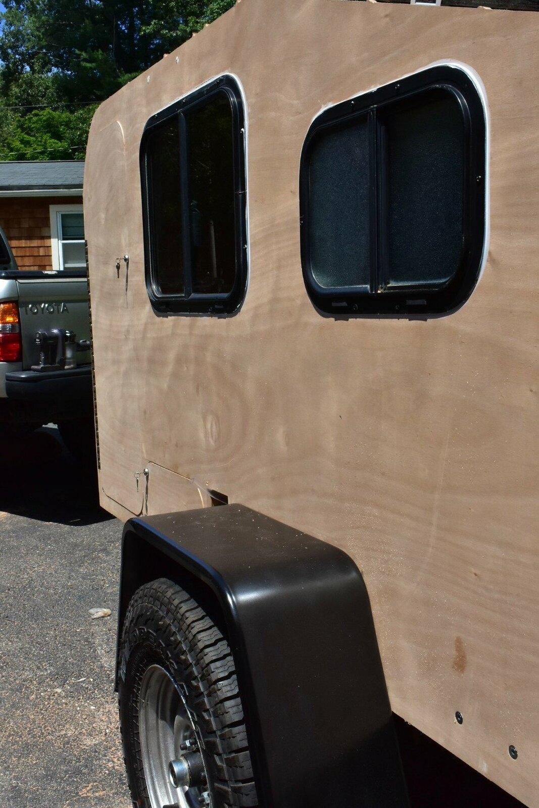Off Road Teardrop Scratch Build Page 9 Expedition Portal