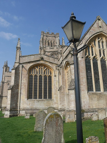 The Cathedral of the Cotswolds
