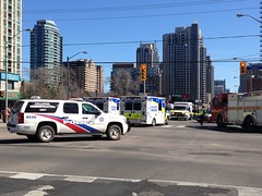 Possible terrorist attack at Yonge and Finch