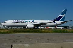 C-FRAX (WestJet)