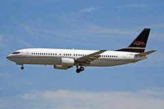C-FLHJ Boeing 737-4Q8 Flair Airlines YVR 17JUL18