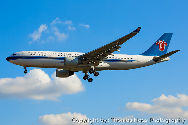 China Southern Airlines Cz 510 Flight Status Spotterlead