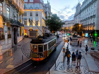 The famous Lisbon tram line 28E | by VicunaR