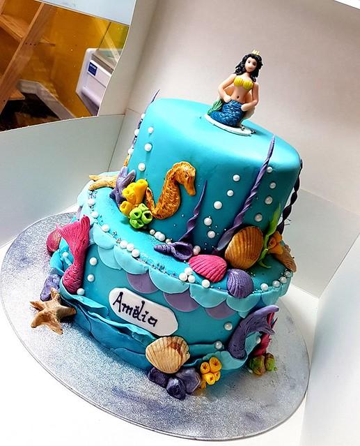 Cake by Abe's Cakes Ltd