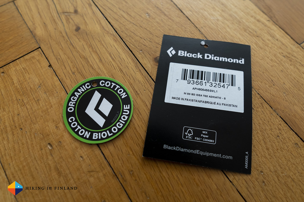Black Diamond tags