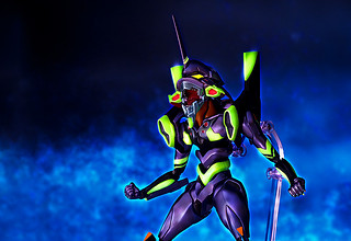 Parfom Evangelion Unit-01: Metallic Ver. - Neon Genesis Evangelion