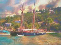 "Corfu 35 ""Tall Ship"" - Paxos"