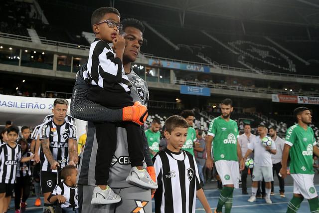 Botafogo 1 x 0 Chapecoense