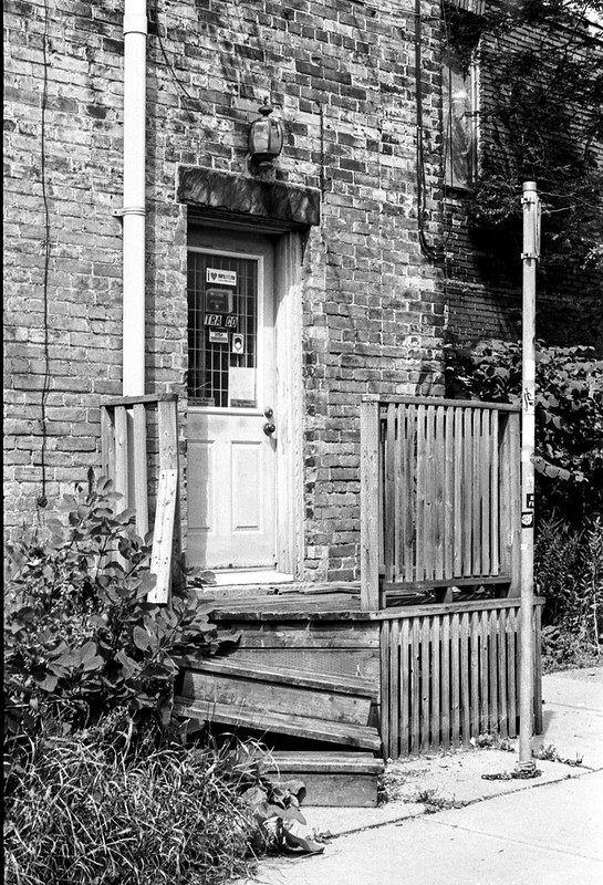 Parkdale Side Door