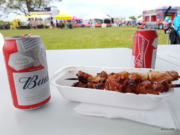 Foodalicious Food Festival views