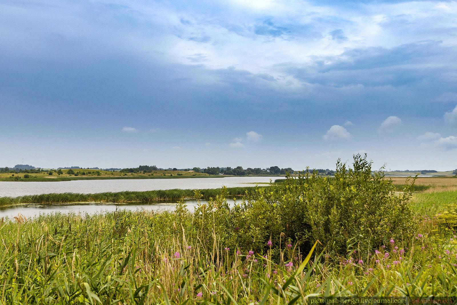 Lake of Paulskoe