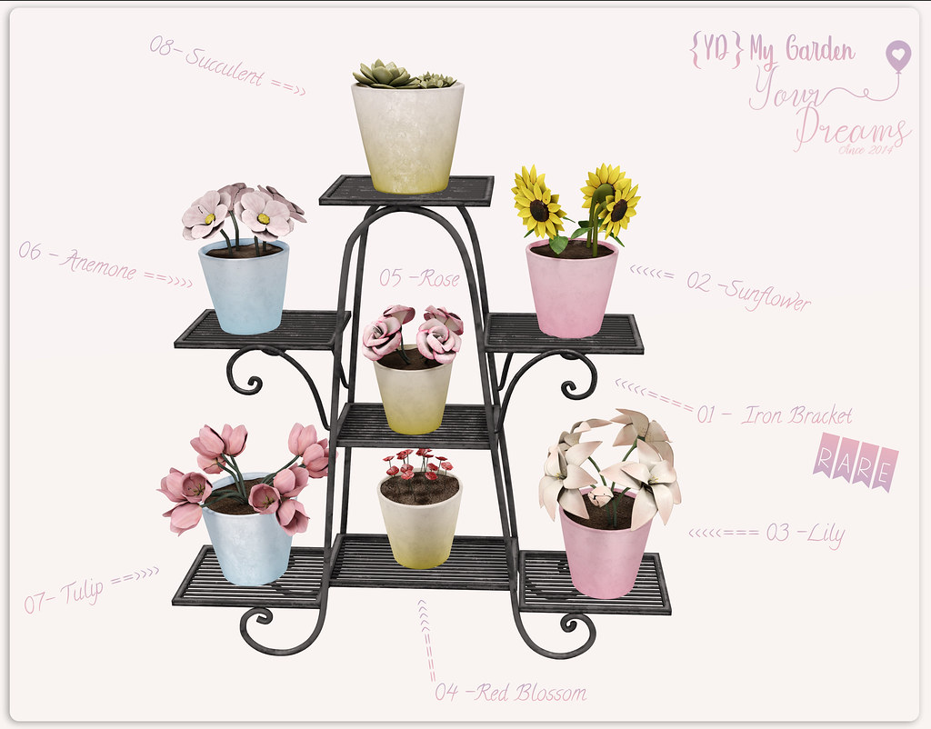 {YD} My Garden - TeleportHub.com Live!