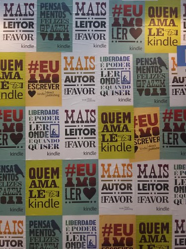 Bienal do Livro em São Paulo 2018