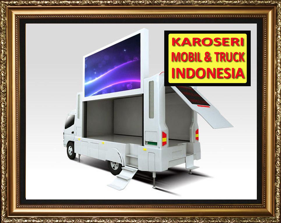 Karoseri Mobil & Truck - Videotron
