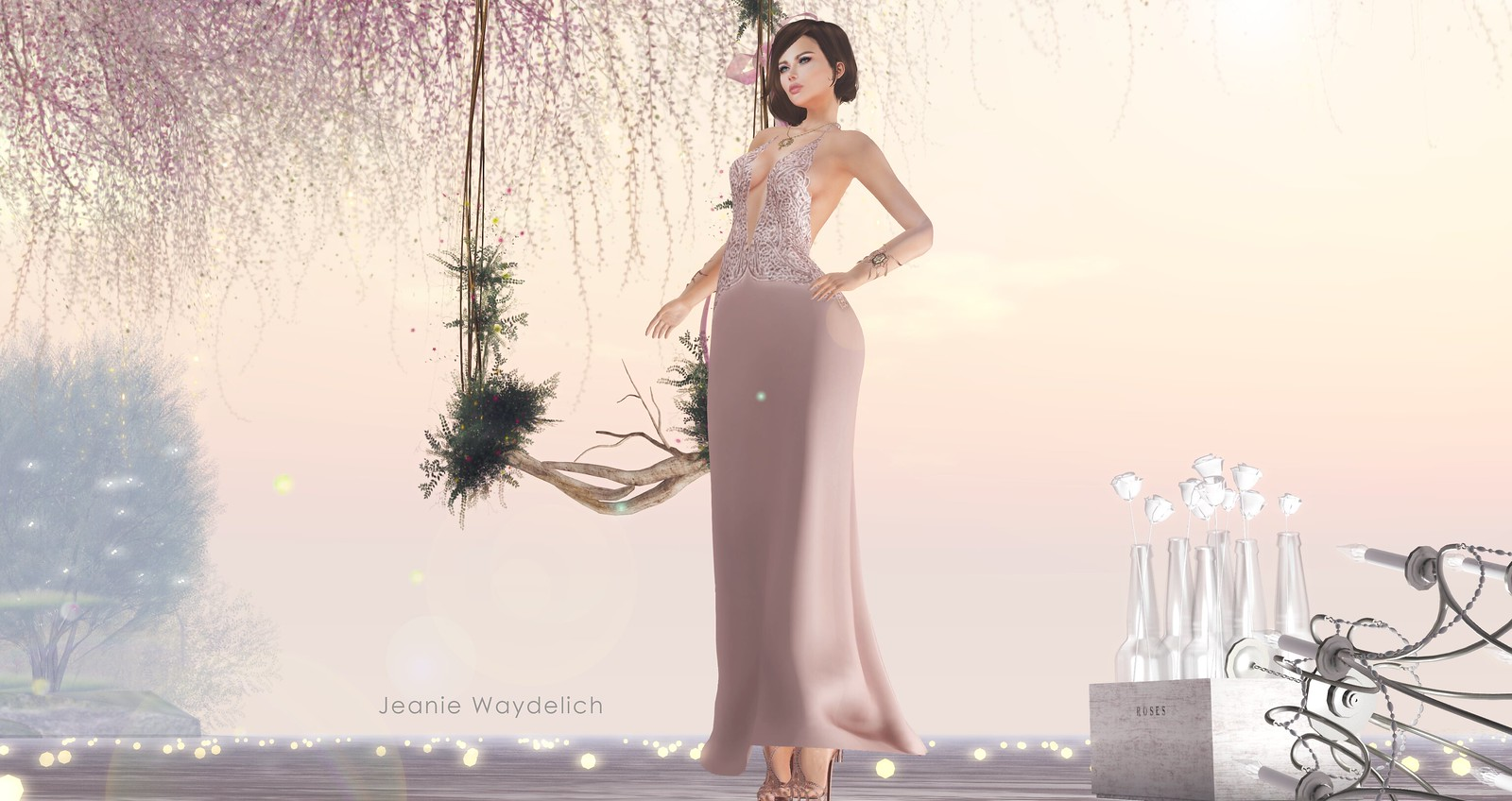 LOTD - 945 - Pretty in Pink-Nude <3