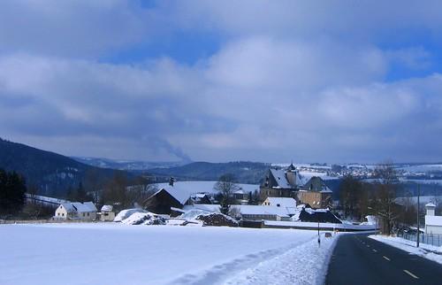 Schloss Rudolphstein an der Saale
