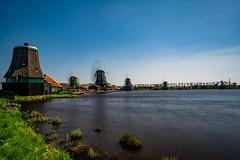 Windmill Long Exposure