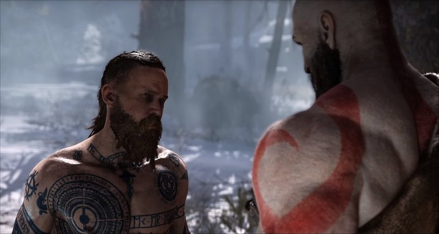 God of War (2018) - The Soy Avenger
