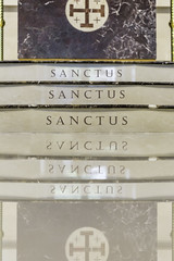 Shrine of the True Cross - Sanctus Sanctus Sanctus