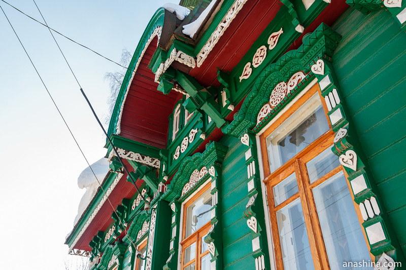 Дом Попова, Солигалич