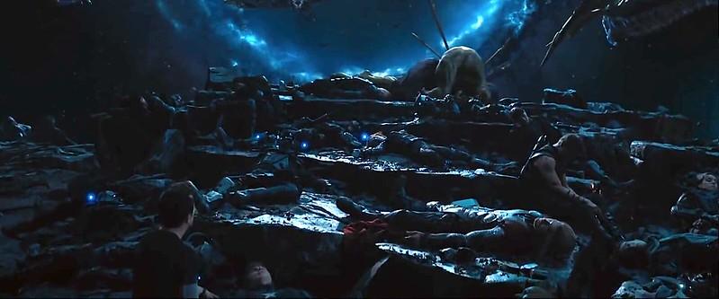 Avengers Age of Ultron Death Scene