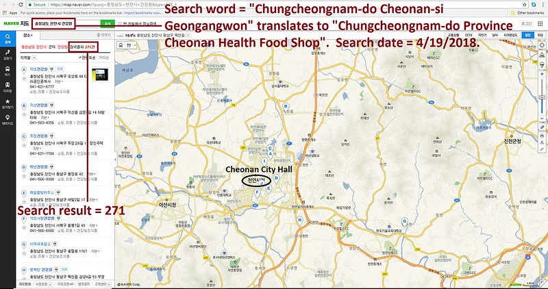 Cheonan, South Korea's Dog Meat Industry