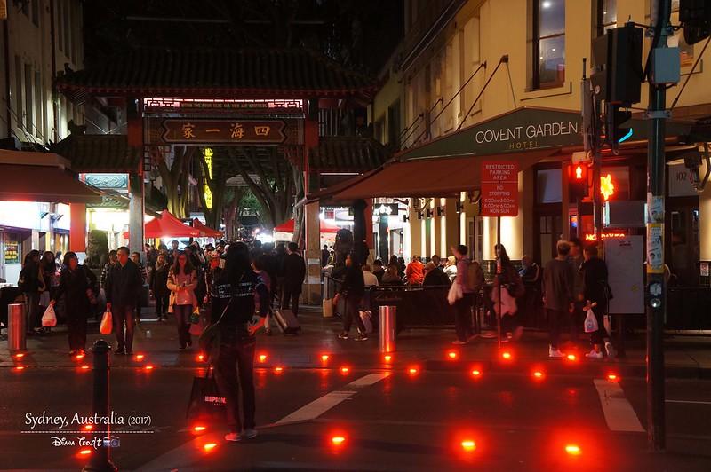 2017 Australia Sydney Chinatown