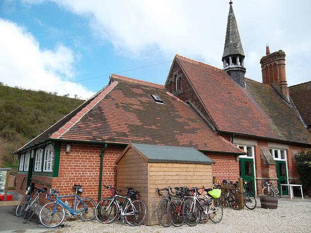 Thixendale Village Hall Yorkshire Wolds Cycle Route