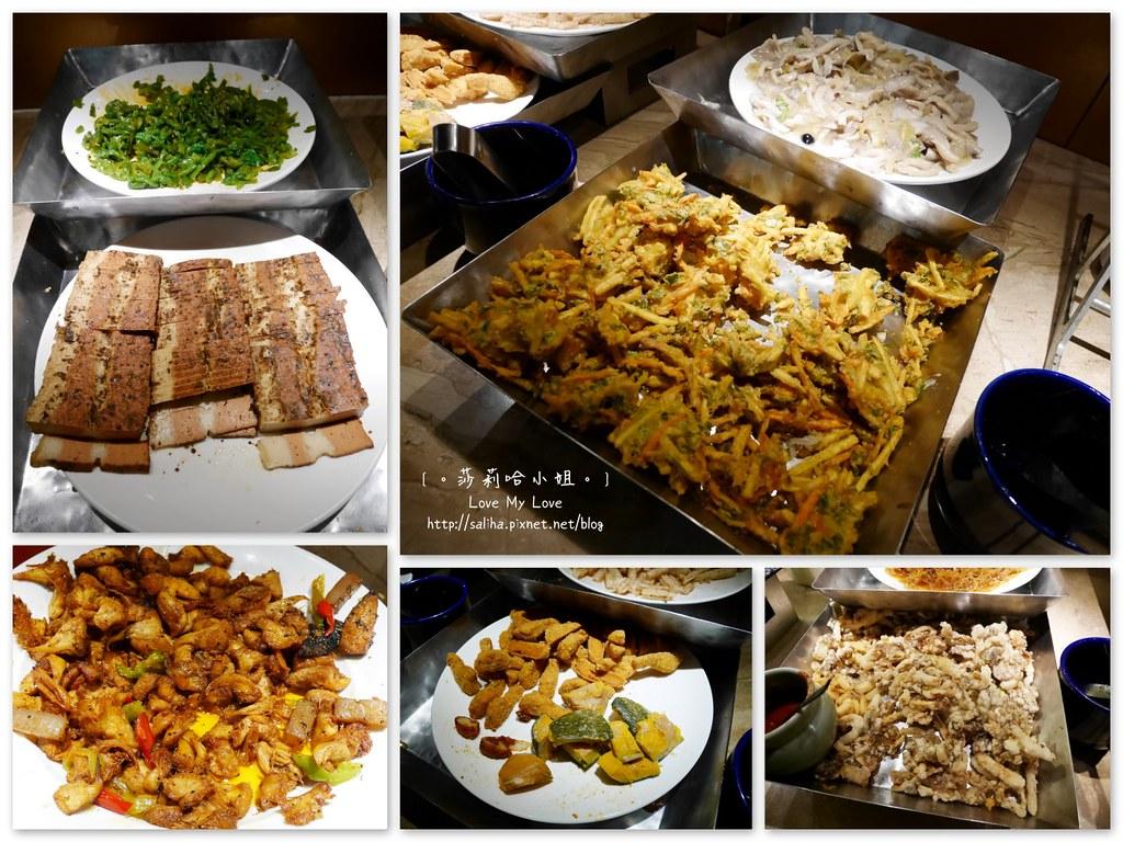 台北長春素食下午茶餐廳吃到飽食記心得分享 (4)