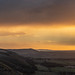 Sunset at the Devils Dyke