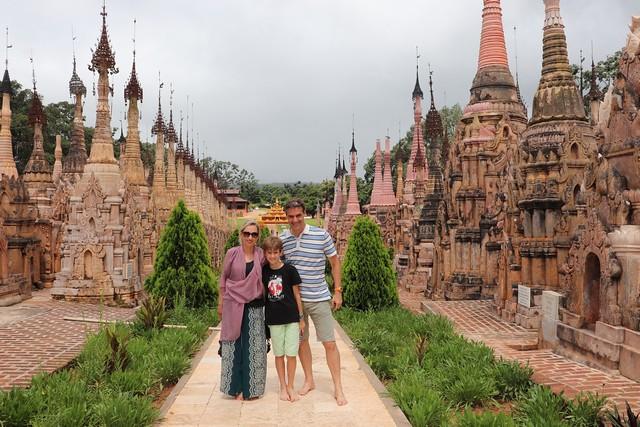 Lugares imprescindibles de Myanmar