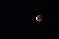 Eclipse Lunaire - 28 Juillet 2018
