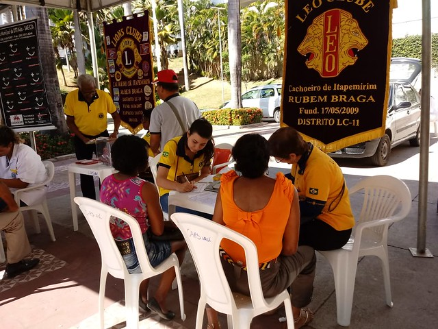 Campanha Lions Hepatite