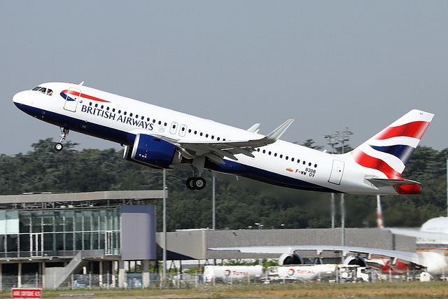 Airbus A320-251N - BAW - G-TTND - s/n 8308
