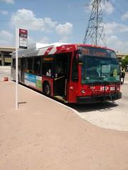 VIA Metro Novabus 544