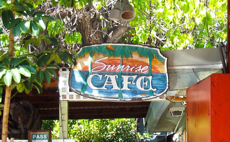 美國, 夏威夷, 茂宜島, 拉海納, Lahaina, 早午餐, Sunrise Cafe, 食記, 遊記, 自由行, 自駕遊, Loco Moco