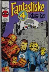 Denmark Silver Age Key Comics