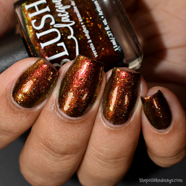 blush lacquers multichrome madness red 3