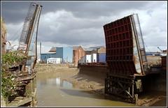 The River Hull and Scott Road Bridge