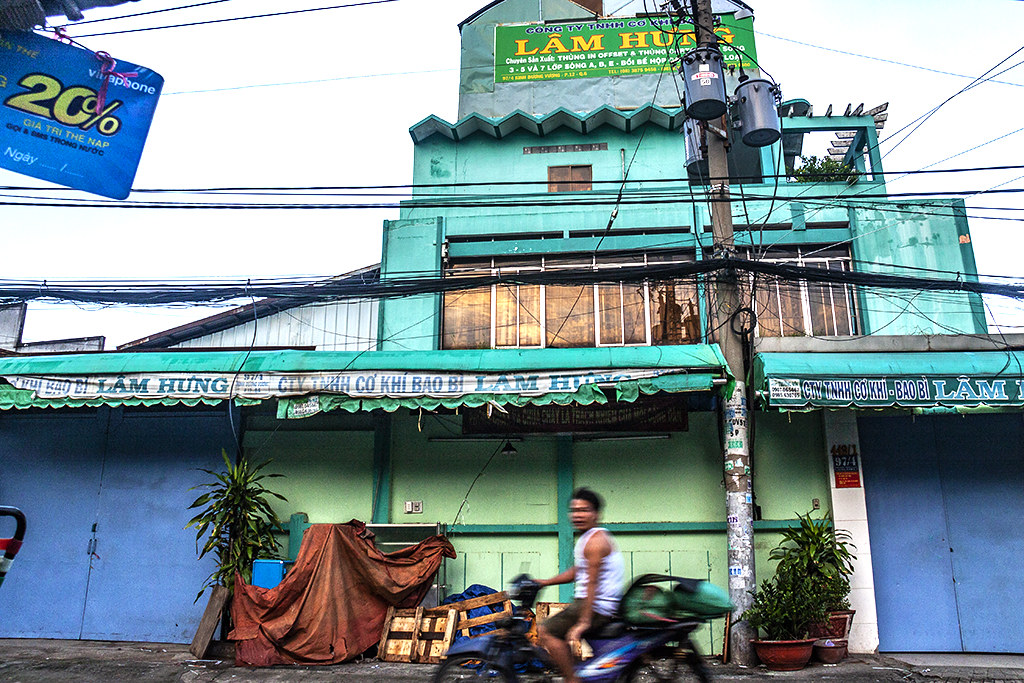 Lam Hung Box Factory--Saigon