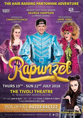 Rapunzel - buy tickets now!