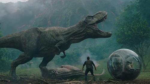 侏羅紀世界-殞落國度