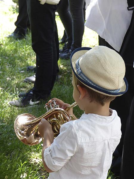 petit musicien