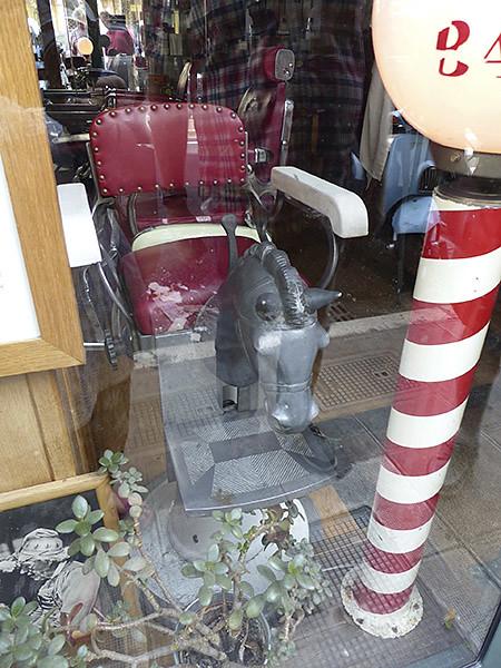coiffeur pour enfants