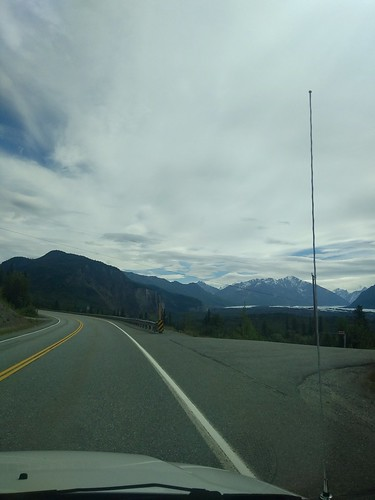 Along the Glenn Highway