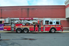 FDNY Tower Ladder 86
