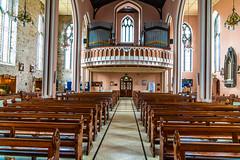 ST. JOHN'S CHURCH PARNELL STREET WATERFORD [Католическа църква на Уотърфорд]--142590