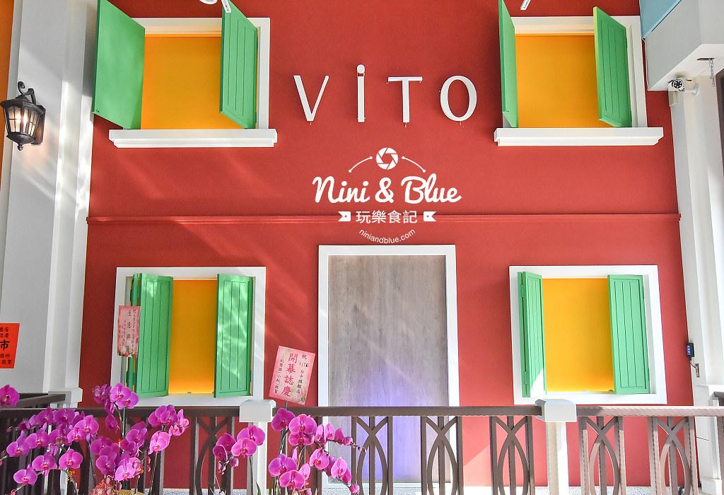 ViTO Taiwan ViTO caffe 台中 公益路 冰淇淋01