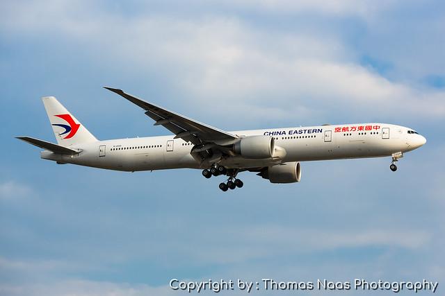 China Eastern Airlines Mu 297 Flight Status Spotterlead
